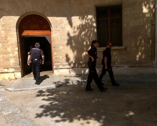 El juicio tuvo lugar este martes en una sala del juzgado de lo Penal 1 de Palma.
