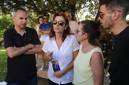 La familia de Paula Fornés quiere que las leyes contra los conductores ebrios se endurezcan.