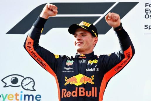 Verstappen se impone en el Gran Premio de Holanda