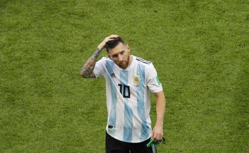 Las cualidades futbolísticas de Lionel Messi generan una discusión que finaliza en divorcio.
