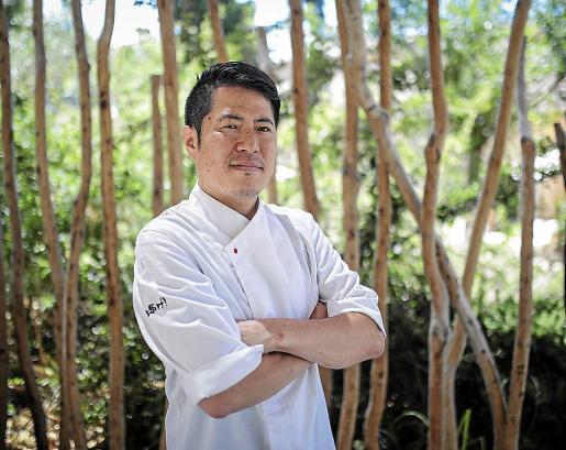 El chef Hideki Matsuhisa.