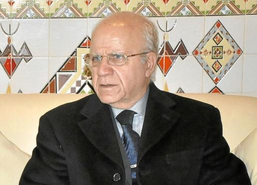El ministro argelino de Asuntos Exteriores, Murad Medelci.