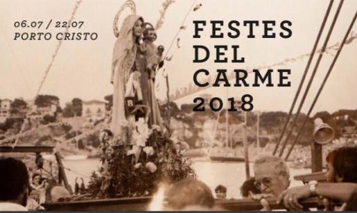Porto Cristo celebra sus fiestas del Carme 2018.