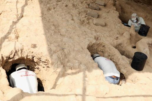 Con 89 personas trabajando en campo, los arqueólogos creen que todavía pueden encontrar más entierros incaicos en esta cuna cultural del Antiguo Perú.