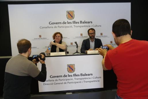 Gallardo, en la época en la que integraba el organigrama de la conselleria encabezada por Ruth Mateu.