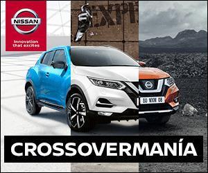 La Crossovermanía de Nissan ofrece descuentos de hasta 6.000 euros.