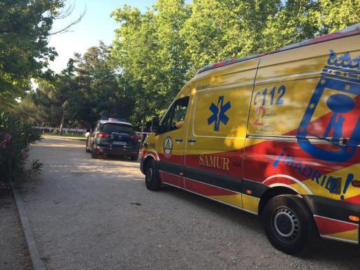 Varias llamadas alertaron a los servicios de emergencias después de la medianoche.