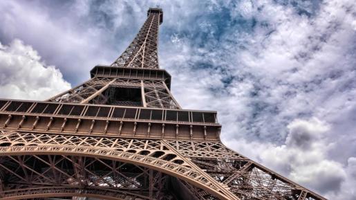 Imagen de la Torre Eiffel.