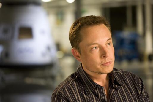 El fundador de Tesla y SpaceX, Elon Musk.