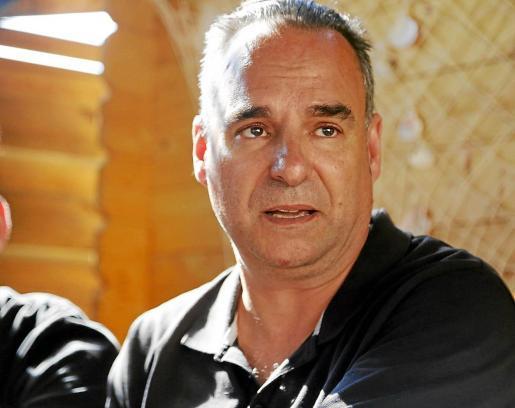 Biel Fornés, el padre de la adolescente atropellada mortalmente en sa Ràpita.