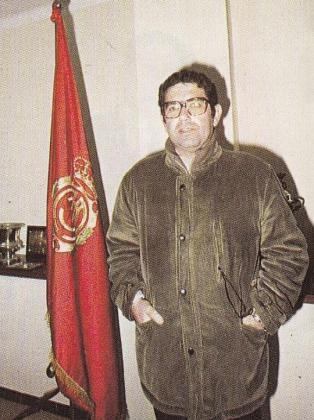 Imagen de archivo de Pau Llabrés.