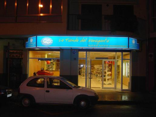 La Tienda del Navegante ofrece múltiples servicios dirigidos a la náutica.