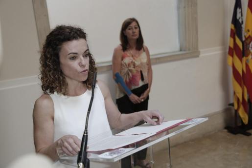 La delegada del Gobierno en Baleares, Rosario Sánchez, solicitó a la Abogacía del Estado que iniciara el procedimiento.