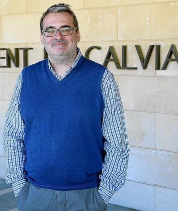 Darío Espallargas, gerente del IFOC.