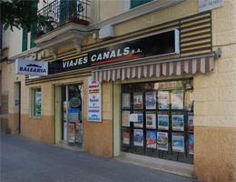 Oficina de la calle Arxiduc Lluís Salvador.