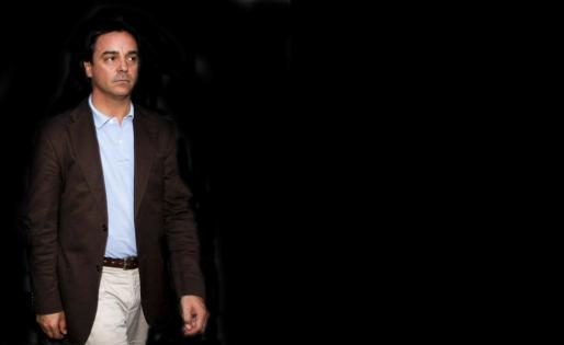El expolítico Javier Rodrigo de Santos, en una imagen de archivo.