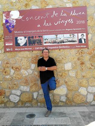 Ramón Servalls es el director de Bodegas Macià Batle.