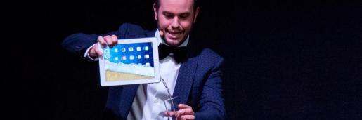 Jorge Blass lleva su magia al Auditórium de Palma.