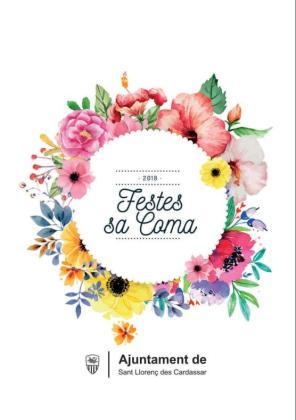 Sa Coma celebra sus fiestas de verano 2018.