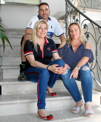 La tercera generación, formada por Catalina, Juan Antonio y María Margarita, dirige la empresa.