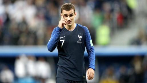 Griezmann: «Quiero ganar el Mundial, el Balón de Oro no me importa»