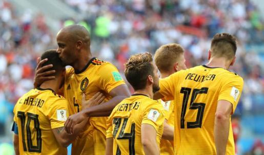 La selección de Bélgica se impuso a Inglaterra por 2-0 con goles de Thomas Meunier y Eden Hazard en el partido por el tercer puesto de Rusia 2018, un hito al ser su mejor clasificación histórica en una Copa del Mundo.