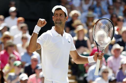 Djokovic ha superado a su rival en tres sets.