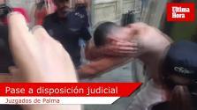 A disposición judicial el detenido por agredir mortalmente a un holandés