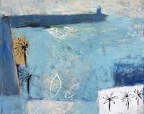 'Transicions', de Xavier Salvador, se puede ver en la Galeria Dionís Bennàssar.