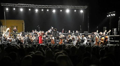 La Orquestra Simfònica de les Illes Balears brillará, una vez más, bajo la dirección de Pablo Mielgo.