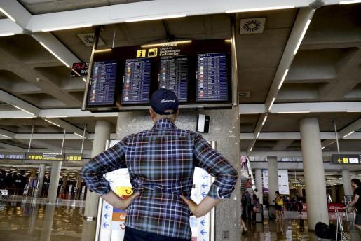 La congestión aérea en el aeropuerto se incrementará.