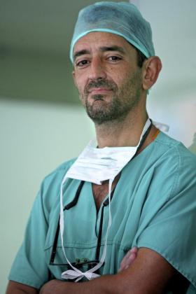 El cirujano valenciano Pedro Cavadas, en una imagen de archivo.