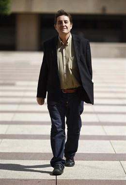 Luis García Montero, nuevo director del Instituto Cervantes.