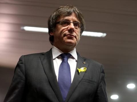 El magistrado denuncia la «falta de compromiso» de este tribunal con unos hechos que, dice, podría haber quebrantado el orden constitucional español.
