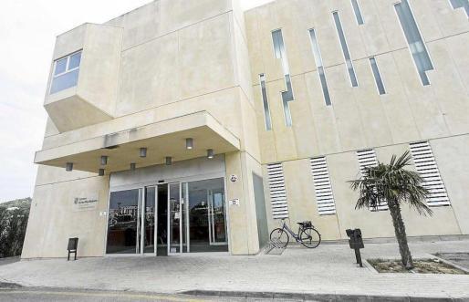 Centro de Salud de Sant Antoni.