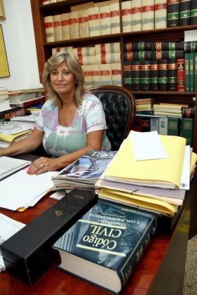Francisca Pol, en una imagen de archivo.