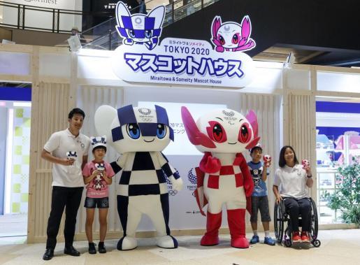Tokio 2020 ha presentado oficialmente a las mascotas de los Juegos Olímpicos.