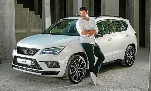 El primer vehículo de la nueva marca, el CUPRA Ateca, llegará a finales de este año