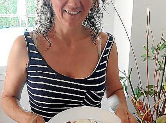 Pisto con huevo, la receta de Herminia Hidalgo