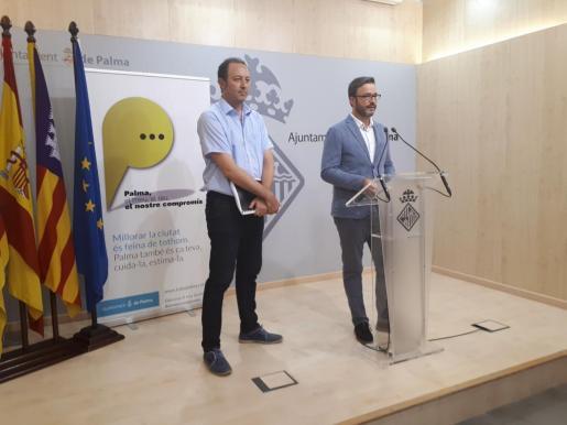 El regidor José Hila ha anunciado la aprobación urgente de la zonificación por parte de la Gerencia de Urbanismo.