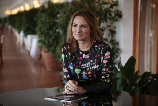 Ainhoa Arteta, en una reciente imagen.