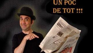 El humor de Xavi Canyelles, en La Movida