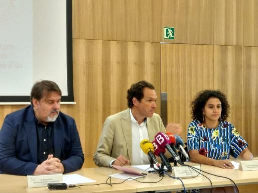 El conseller de Territorio, Energía y Movilidad del Govern, Marc Pons, ha presentado esta nueva opción para acceder a una vivienda.