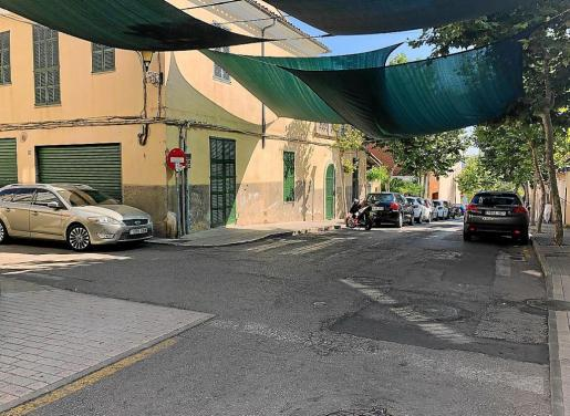 La primera fase del proyecto consiste en el cambio de imagen de las calles del núcleo antiguo.