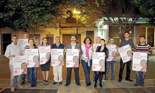 UPyD es la formación política «pequeña» con mayor presupuesto para campaña en Balears.