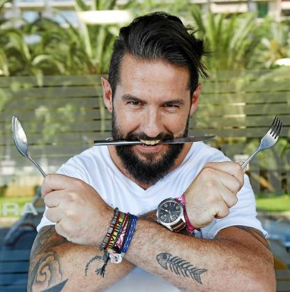 palma discreto chef peña foto joan torres palma discreto chef peña foto joan torres