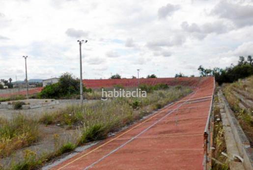 En la página web de la inmobiliaria se pueden ver imágenes del estado actual del velódromo.
