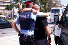 Un turista se enfrentó al terrorista de La Rambla de Barcelona e intentó retenerlo