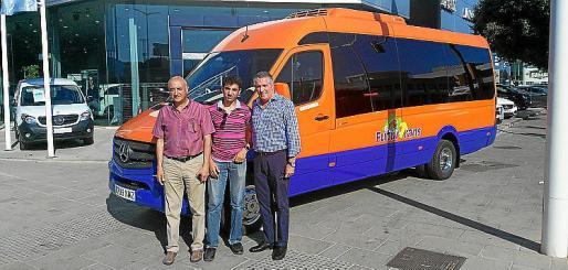 La empresa de alquiler confía en Autovidal y en Mercedes-Benz.