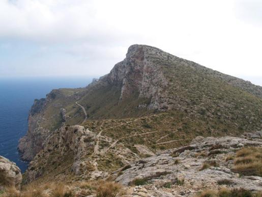 El Camí Vell del Faro de Formentor cuenta con 10.312 kilómetros lineales.